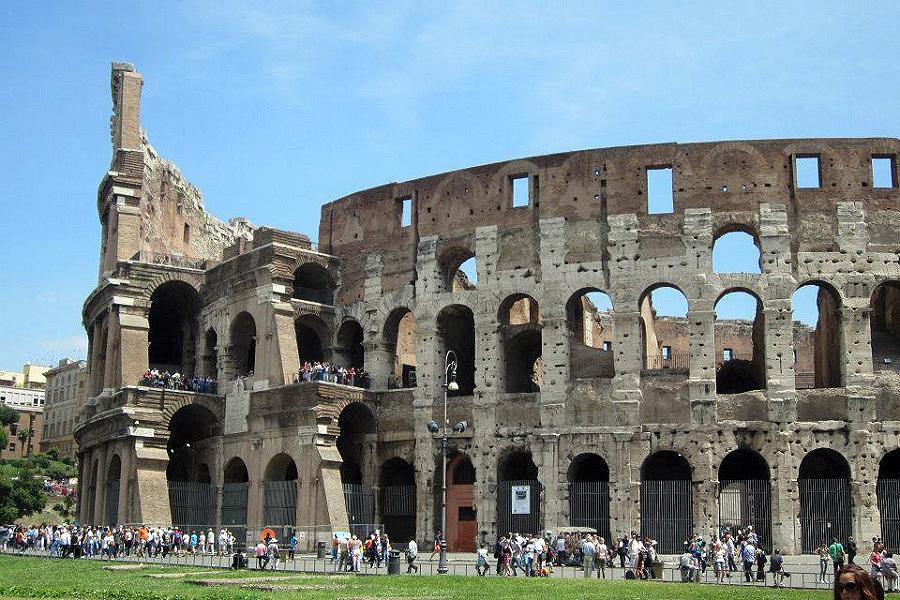 Coliseo Romano, Italia