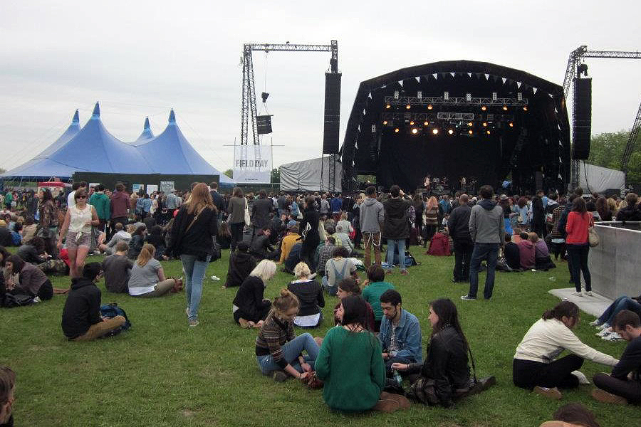 Field Day, Victoria Park, Londres